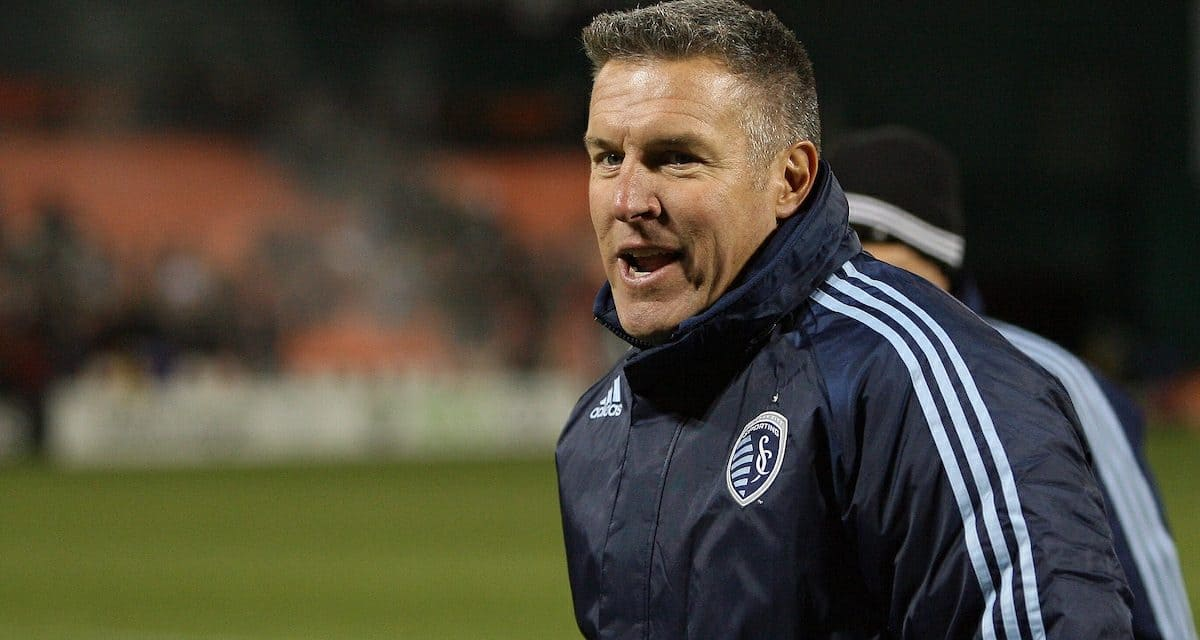 A REAL SPORTING GESTURE: KC coach Vermes signs contract extension through 2023