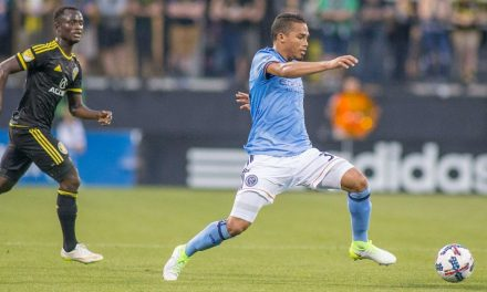 ENTERING THE BRONZE AGE: NYCFC's Herrera named 3rd best player at U-20 World Cup