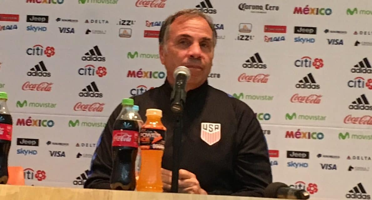 SOME ARENA FUTBOL: Bruce talks Panama and looks ahead to Martinique
