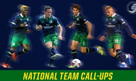 SOME INTERNATIONAL DUTY: Cosmos' Jakovic, Ochieng, Menjivar, Herrera called up