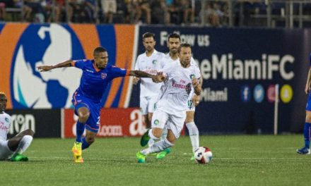 WAIT UNTIL THE FALL: Cosmos lose, eliminated from NASL spring race