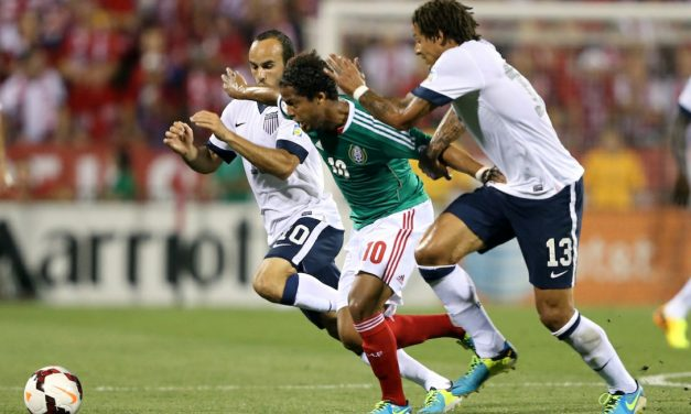 COUNTDOWN TO MEXICO (9): El Tri leaves no doubt in a golden clasico win over U.S., 4-2, in 2011