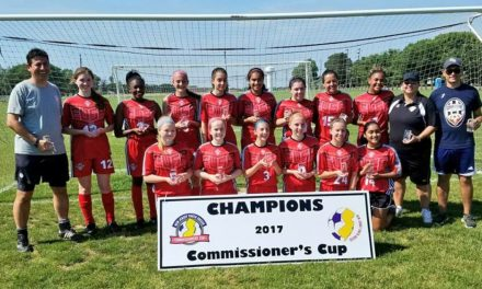 COMMISSIONER'S CUP CHAMPS: 4 New Jersey teams earn state titles