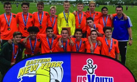 ENY BOYS U-16 OPEN CUP: HBC Flash 3, Bayport Intense 1