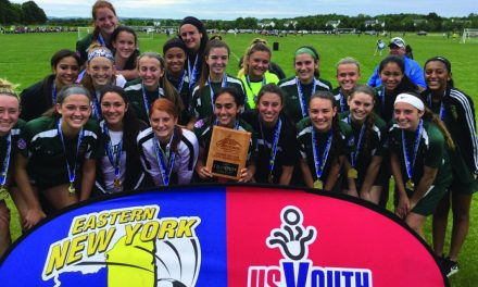ENY GIRLS U-17 OPEN CUP: HBC Impact 5, Stony Brook Surf 1