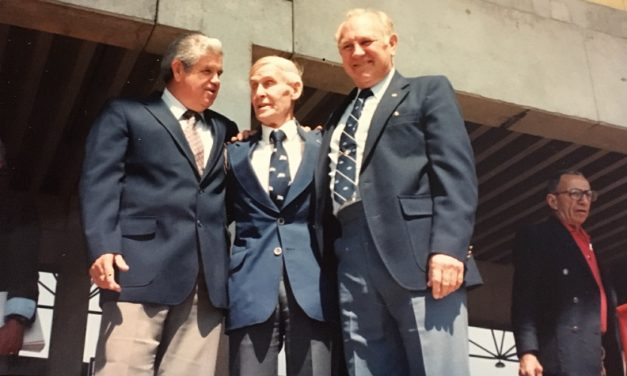 RETURN TO BELO HORIZONTE: A World Cup reunion for Bahr, Keough, Mannion in 1987