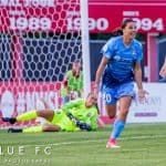 SHORT-LISTED: Sky Blue's Kerr, U.S.'s Lloyd in running for FIFA women's player of the year