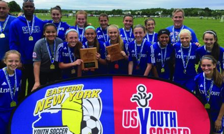 ENY GIRLS U-15 OPEN CUP: Levittown Wildcats 1, Stony Brook Crew 0