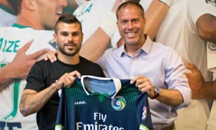 CAN KOBI BEEF UP THE COSMOS?: NASL side signs Israeli midfielder Moyal