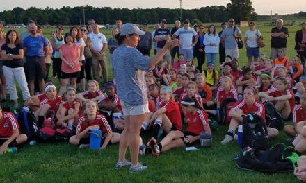 ODP COLLEGE NIGHTS: NJ Youth Soccer hosted it for boys, girls