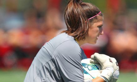BIG EAST HONORS: Ex-St. John's GK Diana Poulin wins Scholar-Athlete Sport Excellence Award