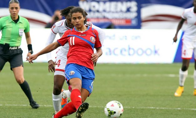 PERU BOUND: Sky Blue FC's Rodriguez will play at Pan Am Games