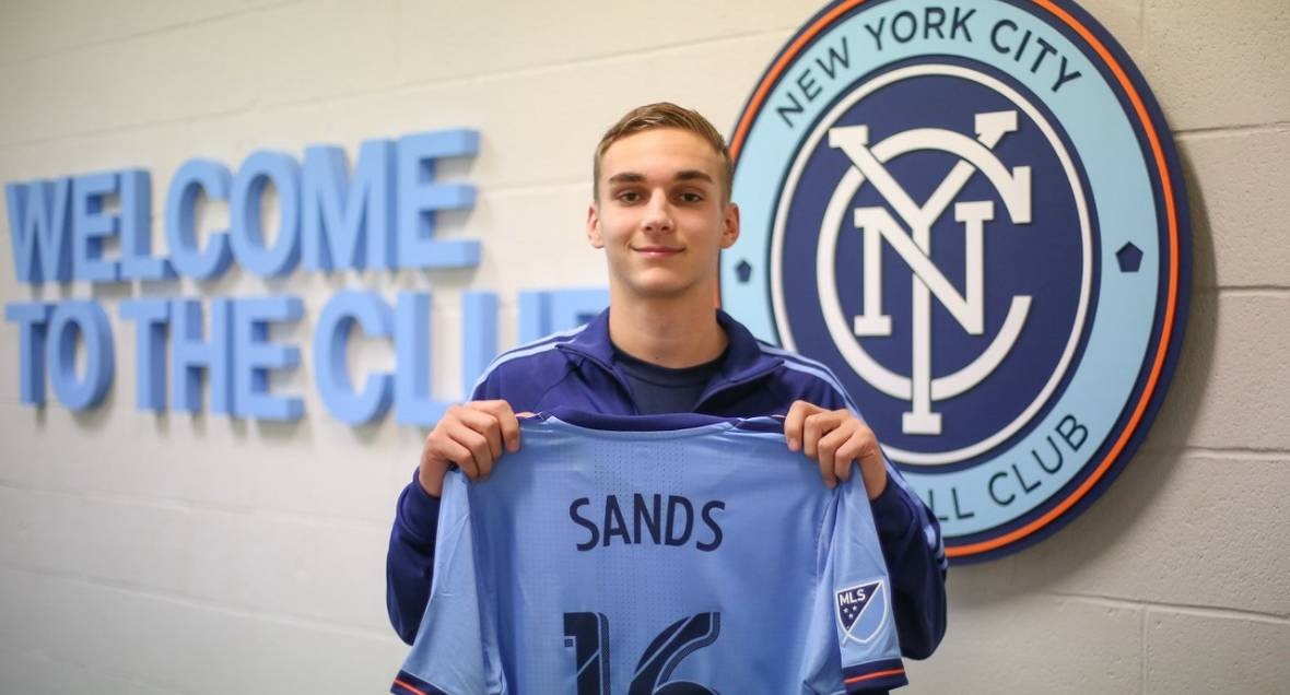 GOING CAMPING: Sands, Shaver, Gloster called into U-17 national team camp prior to World Cup