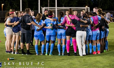 CARY ON: Sky Blue FC visits 1st-place Courage