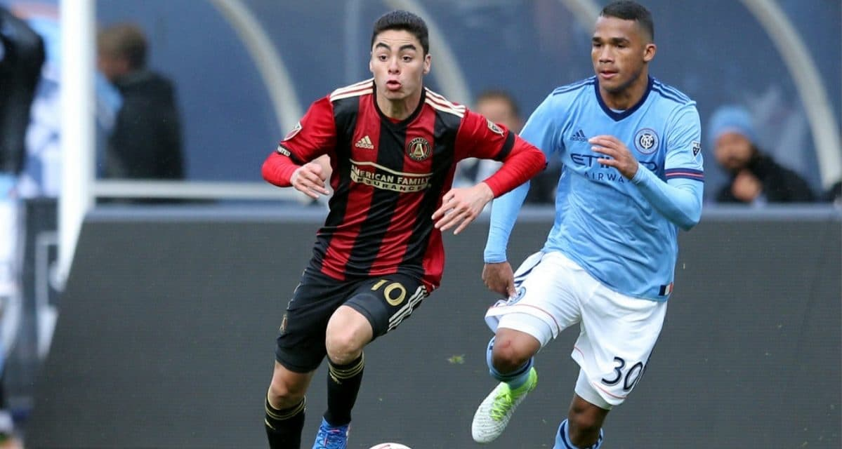 MIDDLE AND CENTER: Teenage central midfielders Herrera, Adams ready to go toe-to-toe again in derby