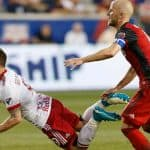 WAIVING GOODBYE: Red Bulls release Gulbrandsen