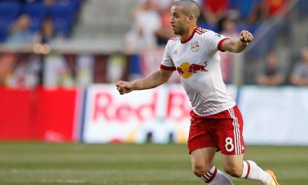 NO REVENGE ON THEIR MIND: But Red Bulls would welcome a road win at Montreal, thank you