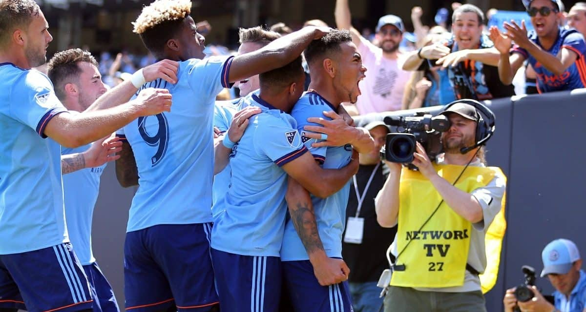 PLAYER(S) OF THE WEEK: NYCFC's Chanot and Callens, playing through pain and scoring late vital goals