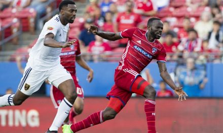 ROLLING WITH ROLAND: Dallas' Lamah named MLS player of the week