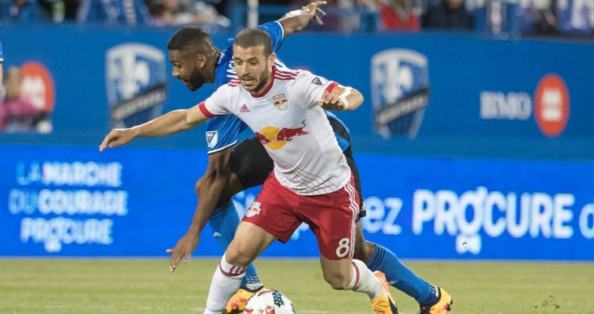 NOT MUCH OF AN IMPACT: Red Bulls drop 6th consecutive road match, fall in Montreal, 1-0