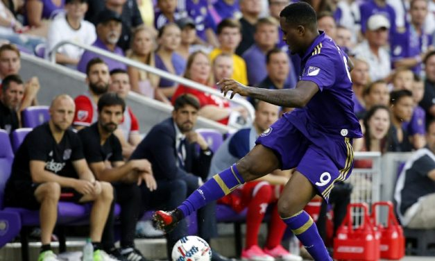 HE'S SORRY: Larin apologizes for DUI arrest, saying he must regain trust of soccer community