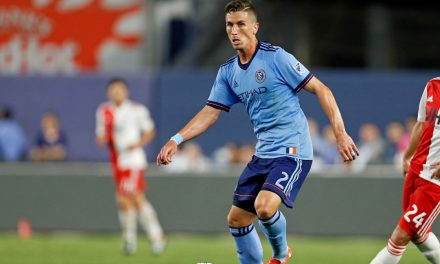 NEEDING TO AVOID A LETDOWN: NYCFC wants to continue its high intensity vs. expansion side
