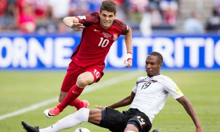 HE DOES IT AGAIN: Pulisic's 2 goals spark USA to 2-0 win over Trinidad