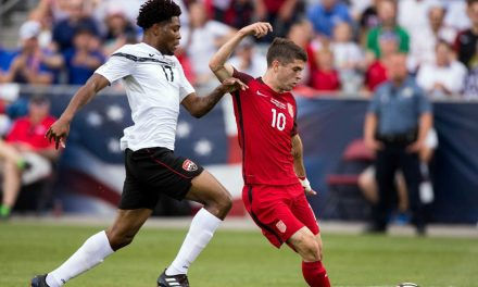 WATCH IT AGAIN: Both of Pulisic's goals in WCQ win