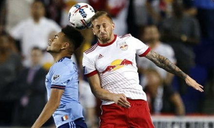 AN OPEN AND SHUT CASE: Red Bulls' domination of NYCFC continues in Open Cup