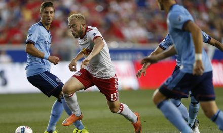 GONE FOR THE SEASON: Knee surgery sidelines Grella