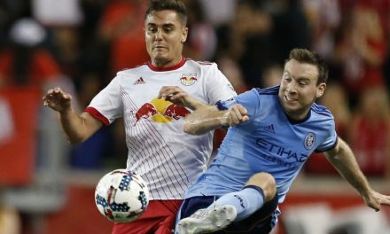 NYCFC DERBY NOTEBOOK: McNamara would love to strike some gold Sunday