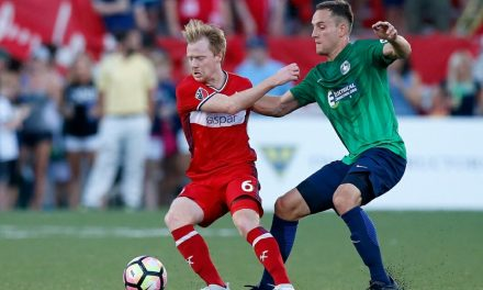 NO BULL MARKET ON DAX TRADE: Red Bulls continue to struggle while McCarty helps Chicago catch fire