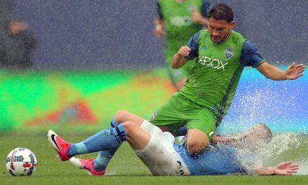 SLINGING IN THE RAIN: Villa's 2 goals spark comeback in NYCFC win