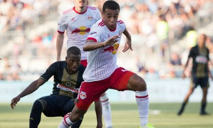 THE GRADUATE: Tyler Adams forgoes H.S. graduation to play in the Hudson River Derby