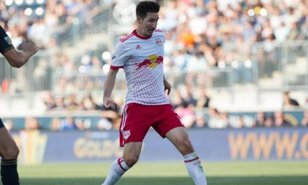 RED BULLS DERBY NOTEBOOK: Switching positions works out  for Kljestan