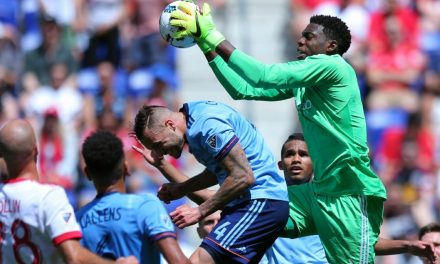 SEAN BACK FROM THE 'DEAD:' NYCFC's Johnson, named to Gold Cup roster, makes U.S. roster for 1st time since 2013