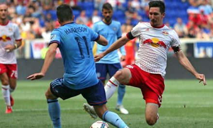 TRYING TO AVOID A DUBIOUS HAT-TRICK: Red Bulls need to beat Philly in Open Cup