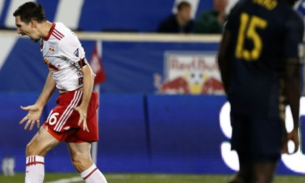 EXORCISING THE GHOSTS OF THE PAST: Red Bulls get past Philly via PKs, reach Open Cup quarterfinals