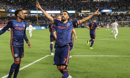 GOING FOURTH: A solid, all-around performance powers NYCFC over Minnesota and to its 4th successive win