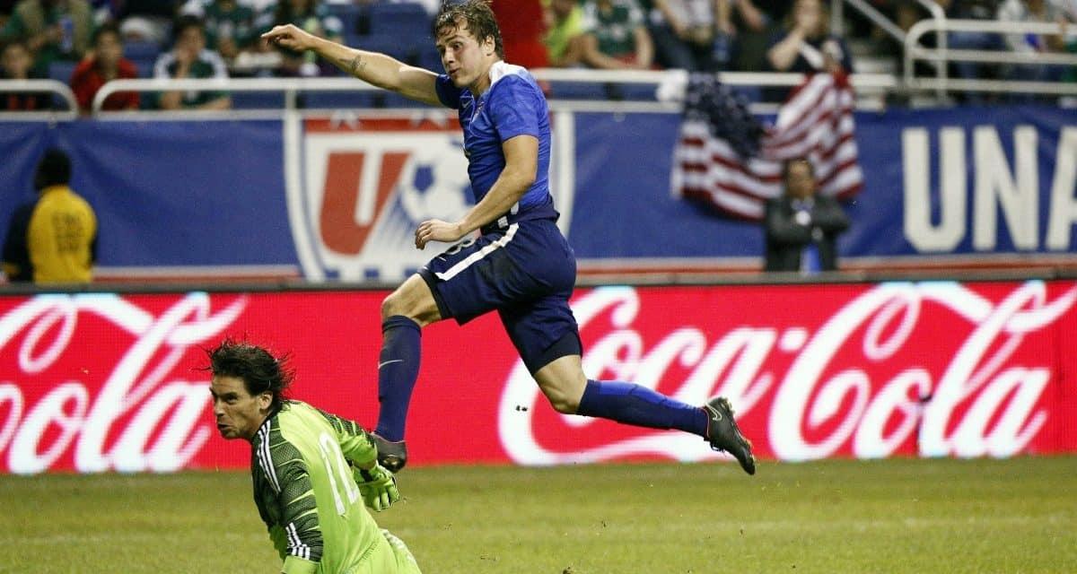 COUNTDOWN TO MEXICO (3): Morris scores 1st international goal as USA blanks Mexico, 2-0