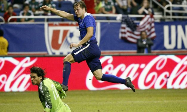 COUNTDOWN TO MEXICO (3): Morris scores 1st international goal as USA blanks Mexico, 2-0