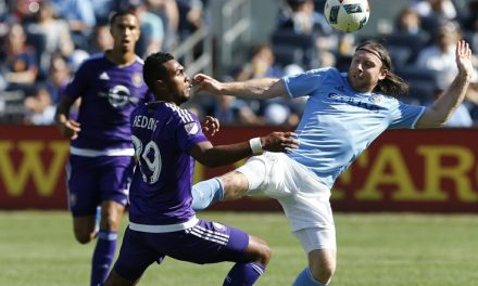 PRELIMINARY GOLD CUP ROSTER: NYCFC's McNamara makes it, no Red Bull on it