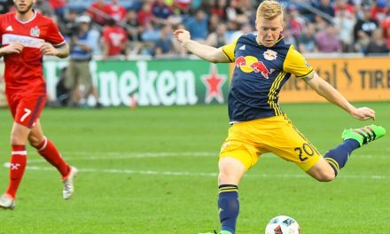 WAIVING GOODBYE: Red Bulls place Bilyeu on waivers