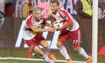 A DERBY TWIST: In this rivalry match-up, there won't be another day to play for either NYCFC or Red Bulls in Open Cup