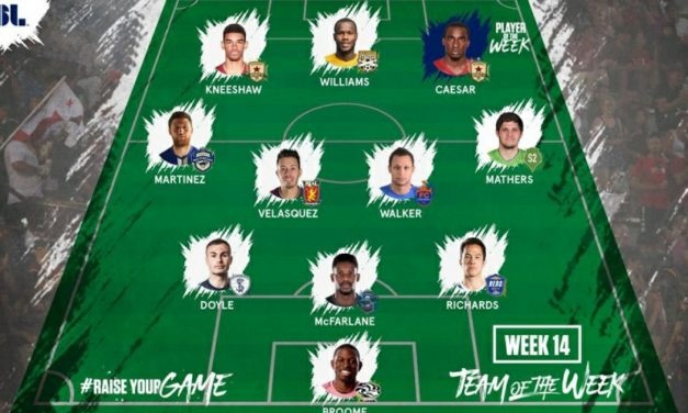USL PLAYER OF THE WEEK: Sacramento Republic FC's Caesar earns the honor