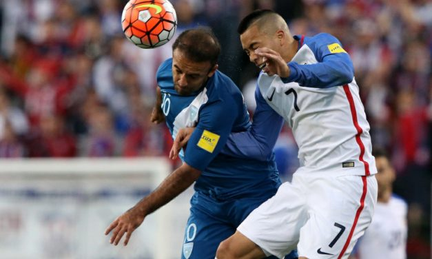 COUNTDOWN TO MEXICO (2): U.S. runs out of steam, loses at CONCACAF Cup
