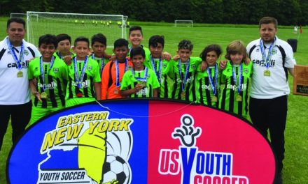 ENY BOYS U-12 STATE CUP: Cedar Stars Brooklyn 7, Stony Brook Red Star 0