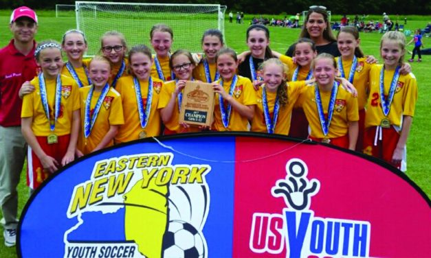 ENY GIRLS UNDER-12 STATE CUP: Coliseum Inferno 4, Stony Brook Arsenal 0