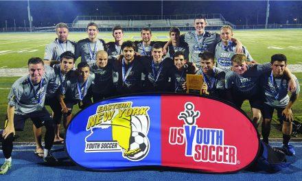 ENY BOYS U-19 STATE CUP: Dix Hills 1 Elite 1, Massapequa Aces 0
