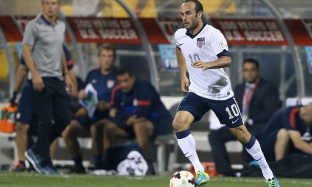 DONOVAN'S DEBUT: U.S. legend makes 1st appearance for Leon